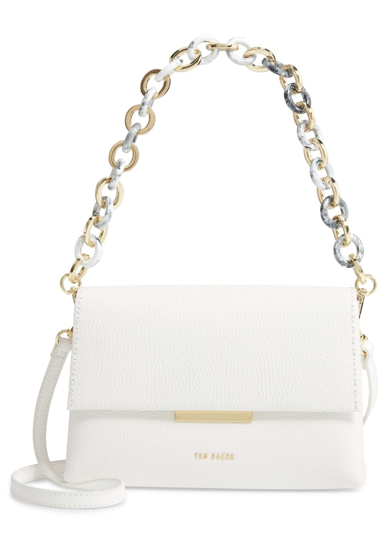 Ted Baker London Arealia Leather Crossbody Bag