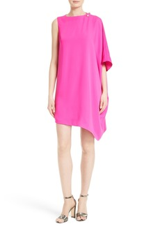 Ted Baker London Aubrey Draped Asymmetrical Dress