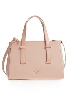 Ted Baker London Audreyy Small Adjustable Handle Leather Shopper