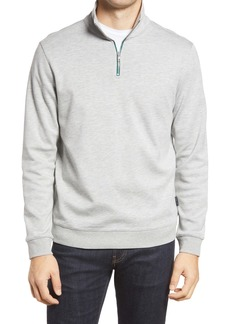 Ted Baker London Ayfive Half Zip Pullover