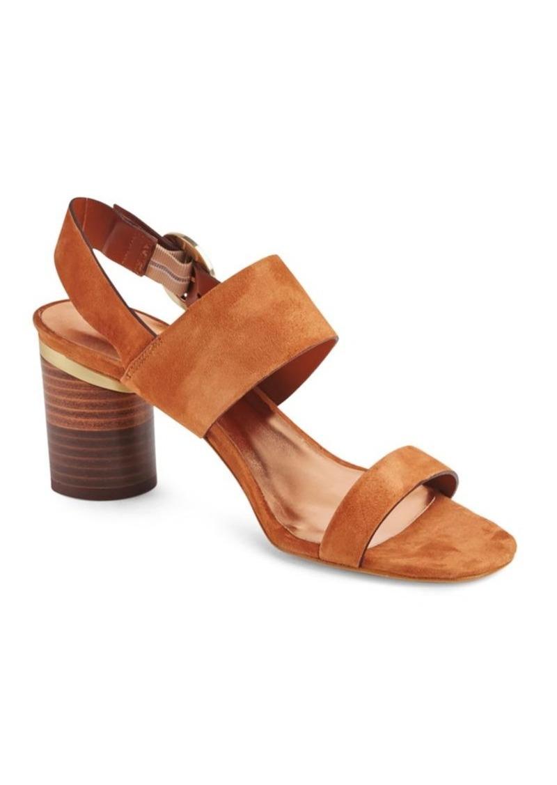39221d71931cb Ted Baker Ted Baker London Azmara Suede Block Heel Sandals