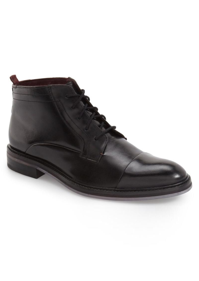 Ted Baker London 'Baise' Cap Toe Boot (Men)
