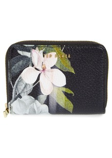 Ted Baker London Baize Opal Floral Zip Around Wallet