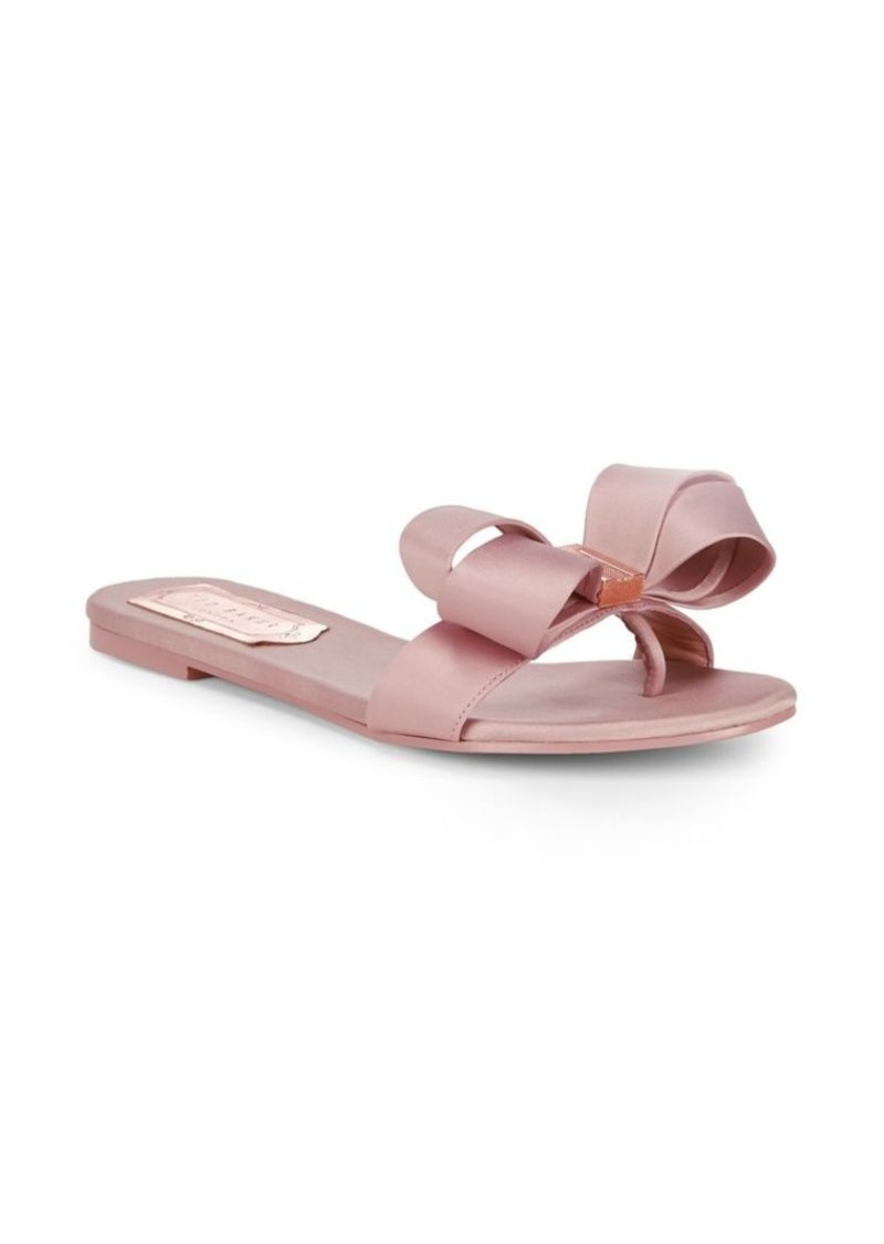 ac62c9dc7036f3 Ted Baker Ted Baker London Beauita Bow Sandals