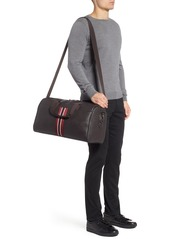 Ted Baker London Berman Faux Leather Duffel Bag