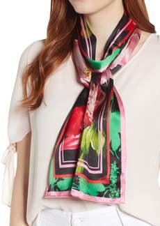 Ted Baker London Berry Sundae Floral Silk Scarf