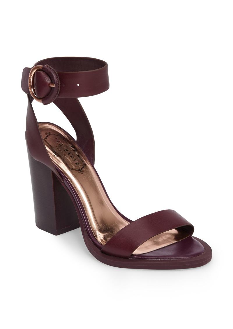 ted baker ted baker london betciy ankle strap sandal women shoes shop it to me. Black Bedroom Furniture Sets. Home Design Ideas