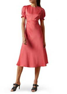 Ted Baker London Blaer Bias Midi Dress