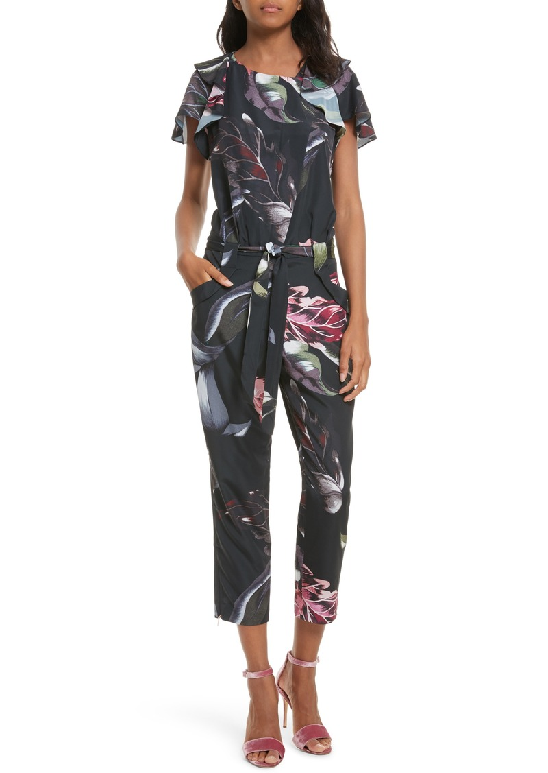 a830027b4 SALE! Ted Baker Ted Baker London Blancci Eden Jumpsuit