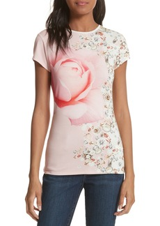 Ted Baker London Blenheim Jewels Fitted Tee