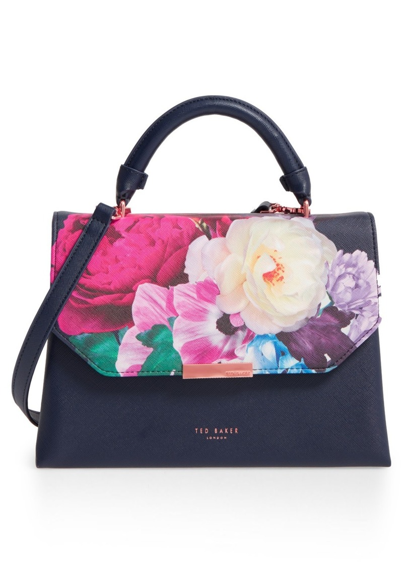 a2bb349c3fe0a8 Ted Baker Ted Baker London Blushing Bouquet Crossbody Bag