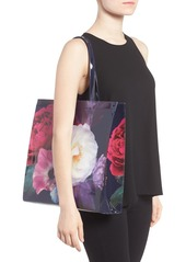 Ted Baker London Blushing Bouquet Large Icon Tote