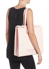 a4706c87a568 Ted Baker Ted Baker London Bow Detail Large Icon Bag