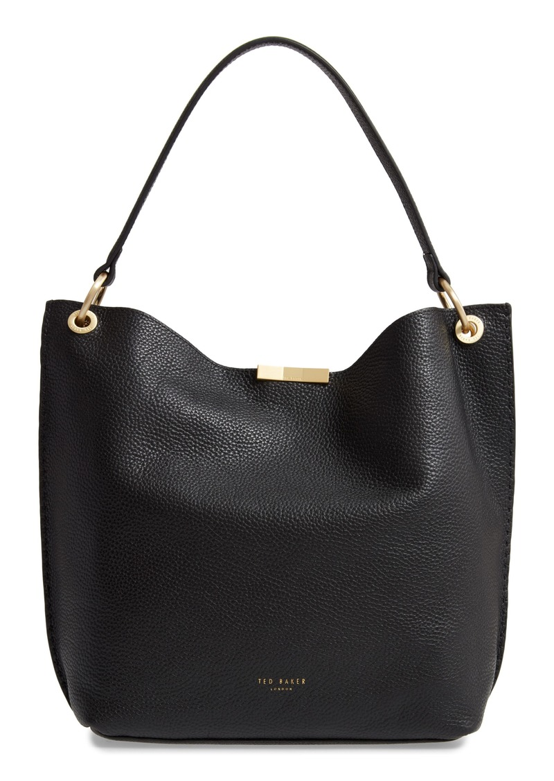 Ted Baker London Candiee Bow Leather Hobo
