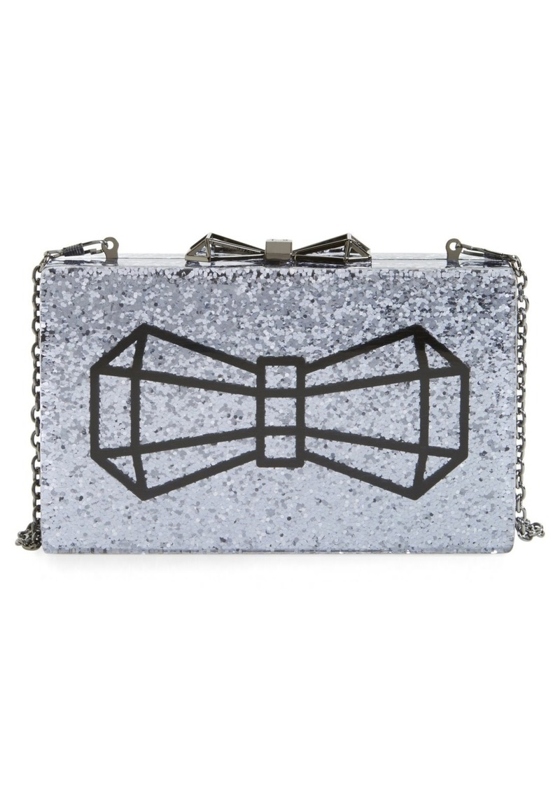 ff79301311b337 On Sale today! Ted Baker Ted Baker London Bowwe Box Clutch