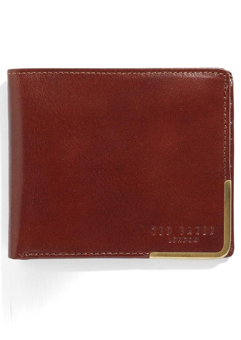 Ted Baker London Breeze Leather Bifold Wallet