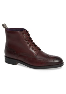 Ted Baker London Brogue Ankle Boot (Men)