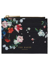 Ted Baker London Bronah Zip Card Case