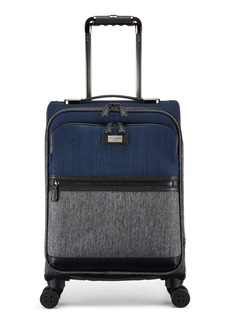 Ted Baker London Brunswick 22-Inch Rolling Suitcase
