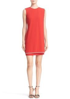 Ted Baker London 'Burford' Double Layer Embellished Dress