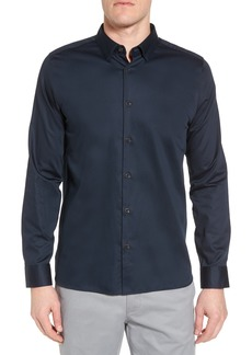 Ted Baker London Bylly Trim Fit Sport Shirt