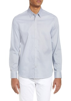 Ted Baker London Byson Slim Fit Print Sport Shirt