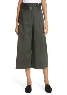 Ted Baker London Calllie Paperbag Waist Culottes