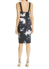 Ted Baker London Camarie Decadence Body-Con Dress