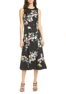 Ted Baker London Camylle Pergola Midi Dress
