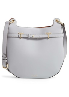 Ted Baker London Cantrel Leather Hobo Bag