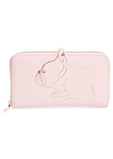 Ted Baker London Carryn Matinée Leather Wallet