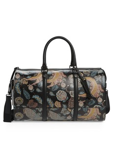 Ted Baker London Caspee Leather Duffel Bag