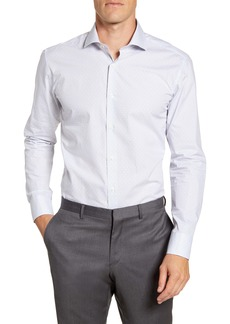 Ted Baker London Castmed Trim Fit Dress Shirt