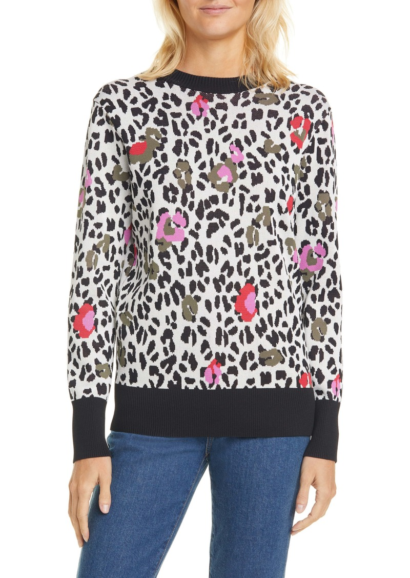 Ted Baker London Ceesee Wilderness Jacquard Sweater