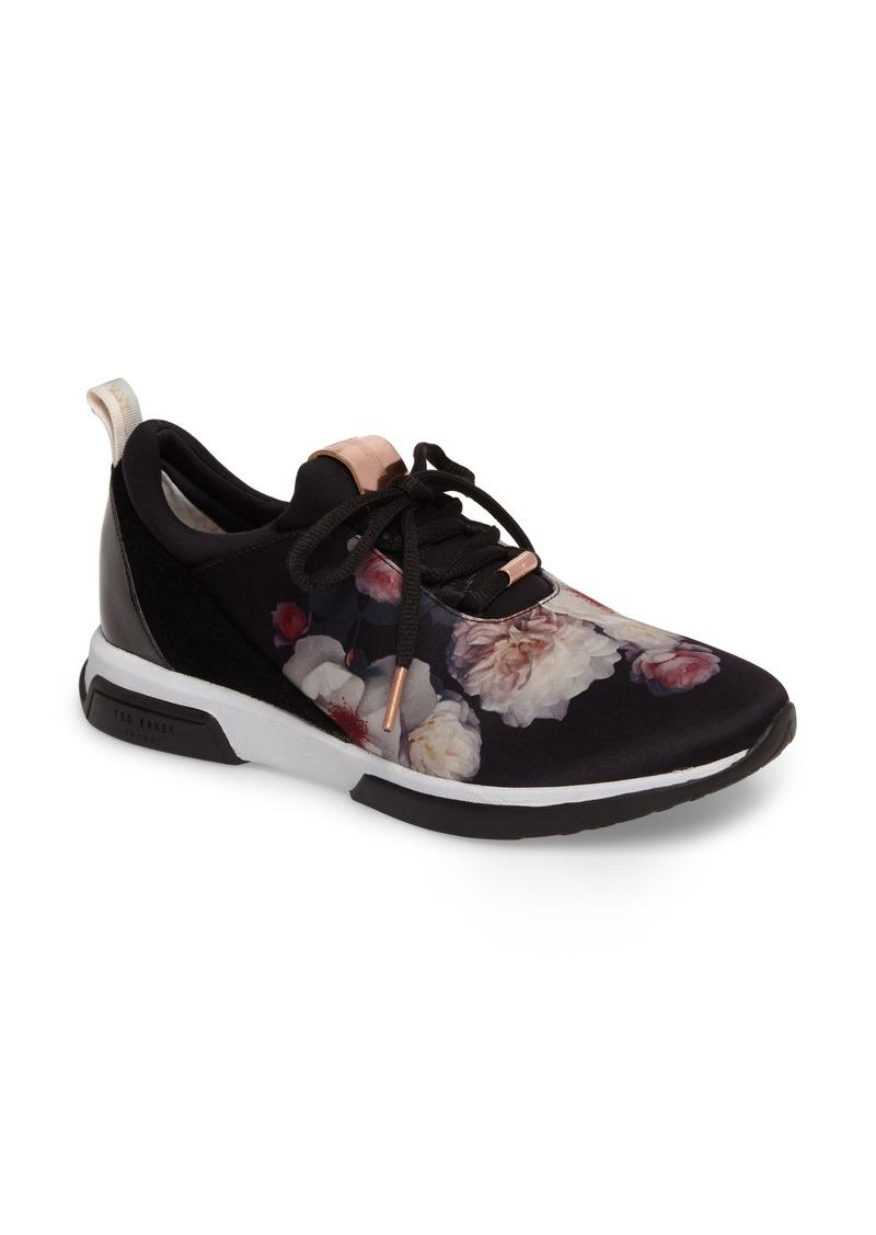Ted Baker Ted Baker London Cepape Floral Sneaker (Women)   Shoes