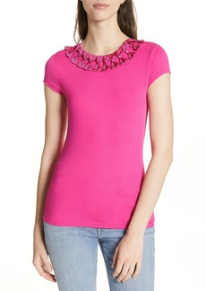 Ted Baker London Charre Bow Trim Tee