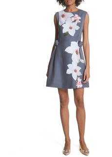 Ted Baker London Chatsworrth A-Line Dress