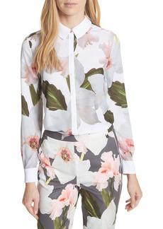Ted Baker London Chatsworth Bloom Shirt
