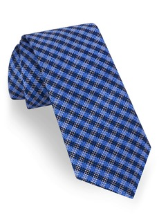 Ted Baker London Check Silk Tie