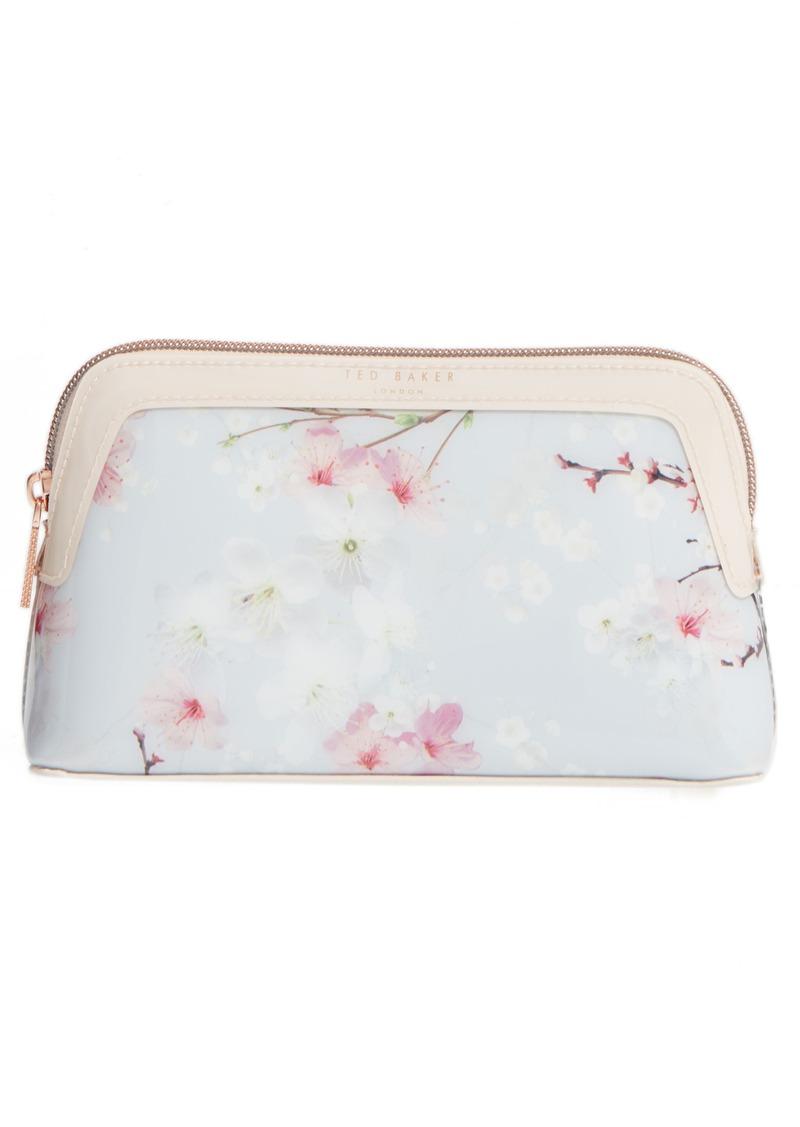 size 40 e5590 e6db8 London Cherry Blossom Cosmetics Case