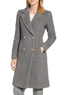 Ted Baker London Chevron Coat