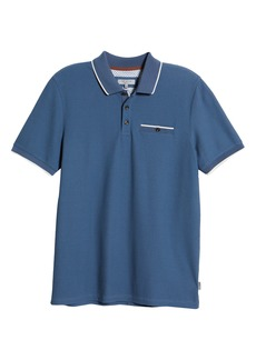 Ted Baker London Chorus Cotton Blend Polo Shirt