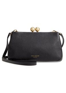 Ted Baker London Chrina Leather Crossbody Bag