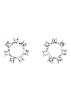 Ted Baker London Ciela Crystal Clockwork Stud Earrings (Nordstrom Exclusive)