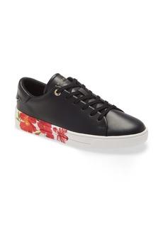 Ted Baker London Circee Floral Sneaker (Women)