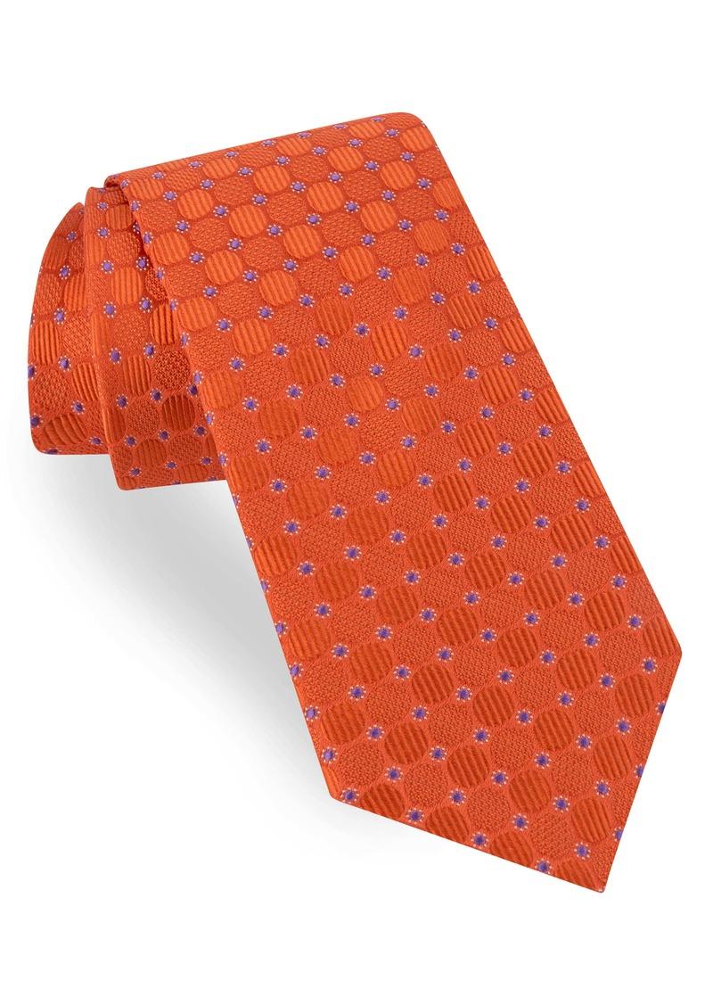 Ted Baker London Circle & Dot Silk Tie