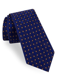 Ted Baker London Circle & Dot Silk Tie