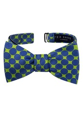 Ted Baker London Circles Silk Bow Tie