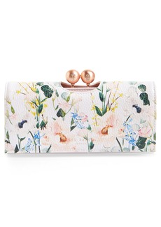 Ted Baker London Clarita Bobble Matinée Leather Wallet