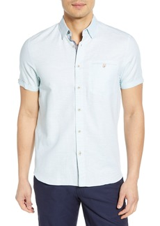 Ted Baker London Clion Slim Fit Sport Shirt